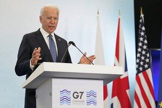 Avec Biden, le G7 passe à l'action