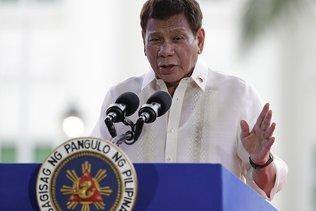 Le président philippin ne coopérera pas avec l'enquête de la CPI