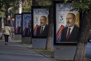 Législatives anticipées arméniennes: ouverture des bureaux de vote