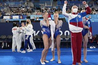 La Russie remporte le concours général par équipes
