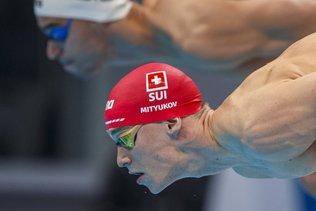 100 m libre: Mityukov 16e des demi-finales