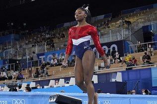 Simone Biles renonce au concours général