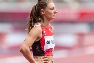 Première suisse en sprint avec Del Ponte
