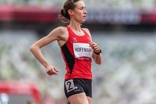 Lore Hoffmann manque la finale d'un rien sur 800 m