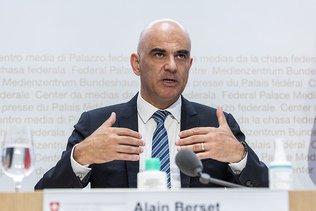 Alain Berset mise sur la responsabilité et la cohésion sociale