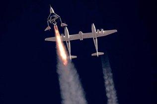 Virgin Galactic: nouveaux billets en vente à 450'000 dollars