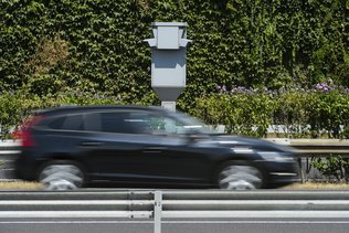 Un automobiliste flashé à 212 km/h à Bösingen
