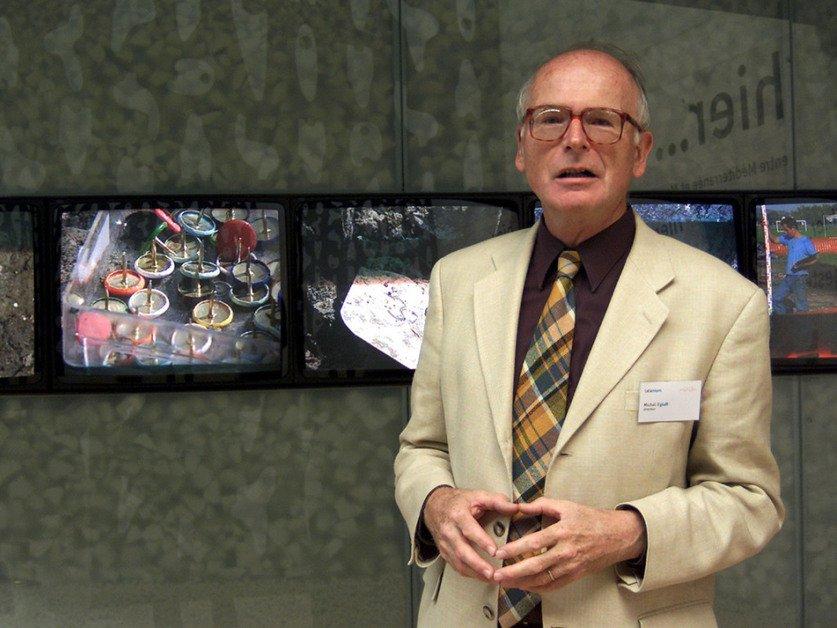 Décès du fondateur du Laténium Michel Egloff