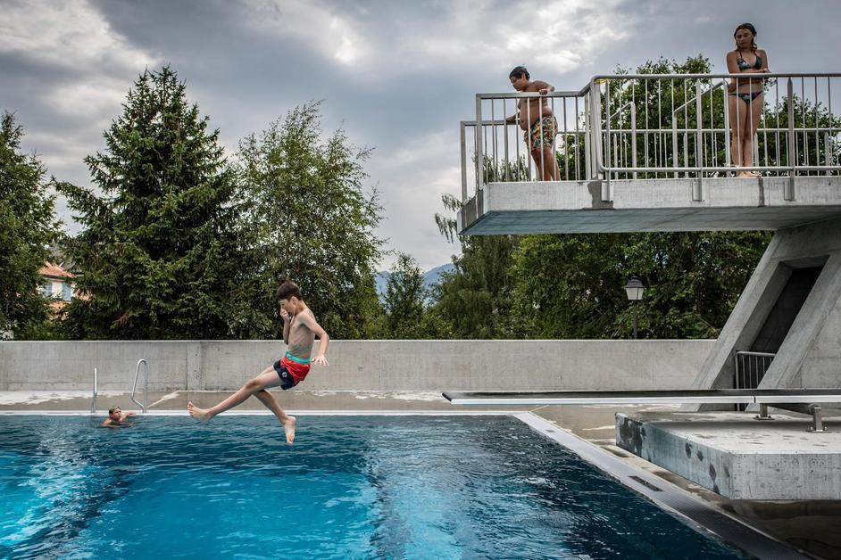 Les Bullois ont retrouvé leur piscine