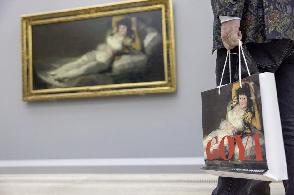 Goya, forces contraires