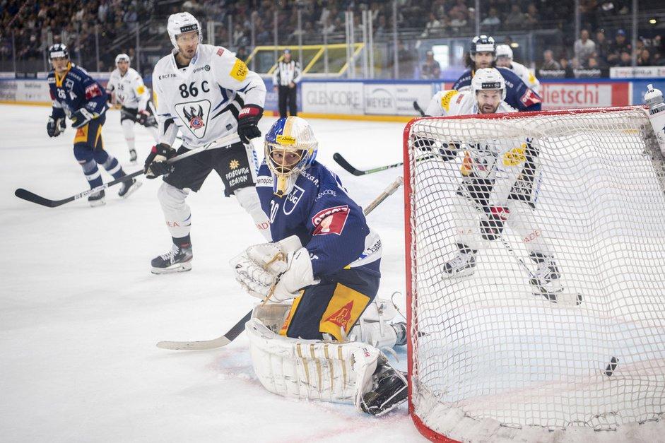 Fribourg s'incline en prolongation
