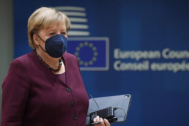 Pluie d'hommages pour Angela Merkel lors de son dernier sommet