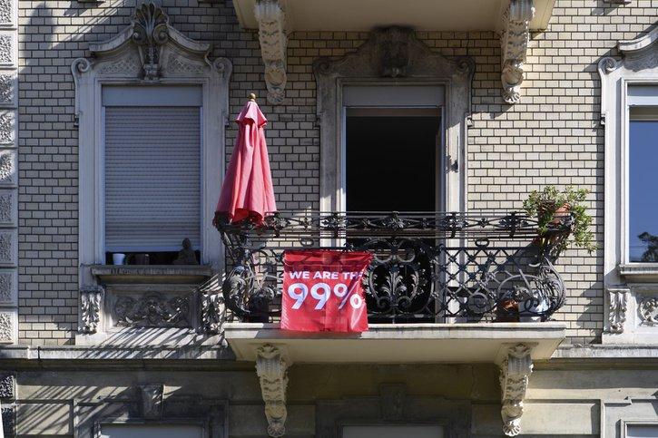 Les Fribourgeois rejettent l'initiative 99%
