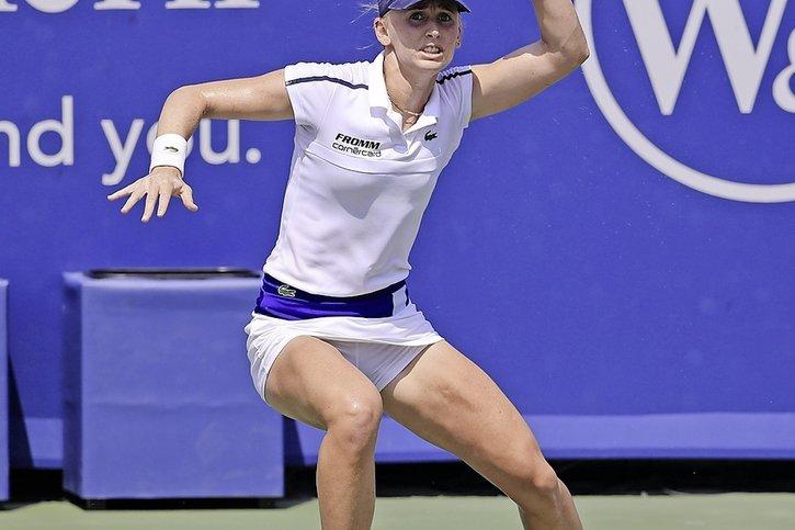 Belinda, Viktorija, Jil et la Fed Cup