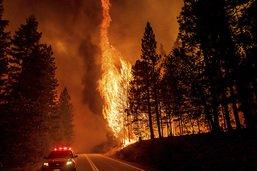 Incendie en Californie: cinq personnes manquent à l'appel