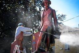 Neuchâtel: des réponses à la polémique touchant à la statue de Pury