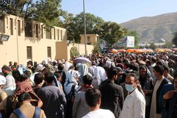 L'EI revendique l'attaque qui a tué 12 soldats américains à Kaboul