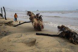 L'ouragan Nora frappe le Mexique