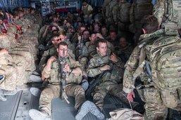 L'opération d'évacuation britannique a pris fin à Kaboul