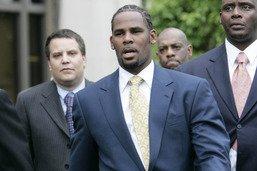 Réquisitoire cinglant au procès du chanteur américain R. Kelly