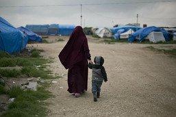 Berlin a rapatrié de Syrie huit femmes djihadistes et 23 enfants