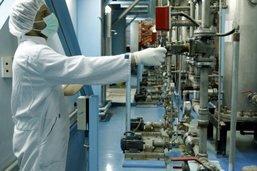 L'Iran a produit 120 kg d'uranium enrichi à 20% (officiel)
