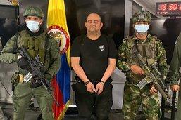 Arrestation du plus puissant trafiquant de drogue colombien
