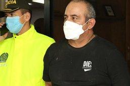 "Bogotá prépare l'extradition du baron de la drogue ""Otoniel"""