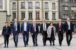 Le Conseil d'Etat fribourgeois dresse le bilan de la législature