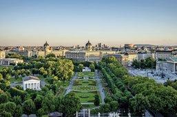 Vienne, en culottes courtes