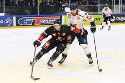 Gottéron bat le Slovan et passe en 8e