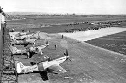 La base aérienne fête ses 100 ans