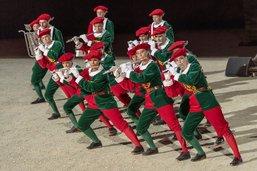 Avenches parade au rythme de la musique militaire avec Ave Musica