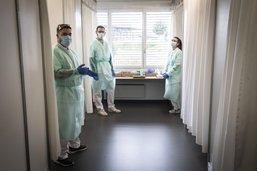 Covid-19: le centre cantonal s'attend à un gros week-end de tests