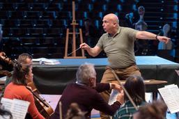 Les 50 ans de l'Orchestre des jeunes de Fribourg
