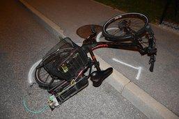 Un cycliste décède après une chute à Granges-Paccot
