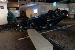 Trois blessés sur la route à Flamatt