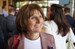 Christine Bulliard (Centre) est une bâtisseuse de ponts du Conseil national
