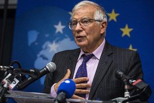 "Sous-marins: les ministres de l'UE ""solidaires"" avec la France"