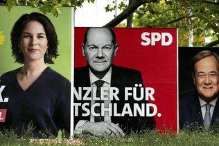Coude-à-coude, selon les sondages, mais le SPD proclame sa victoire