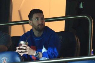 Messi de retour avec le PSG face à Manchester City