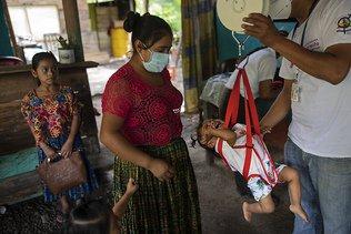 La faim tue au Guatemala, selon le défenseur des droits de l'homme