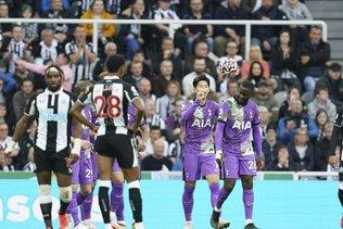 Tottenham gâche la fête à Newcastle