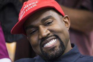 """Kanye West prend légalement le nom de """"Ye"""""""