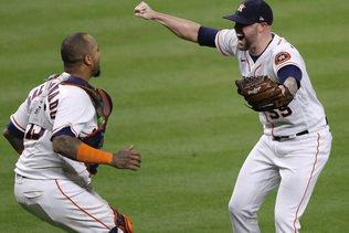 Les Houston Astros qualifiés pour les World Series