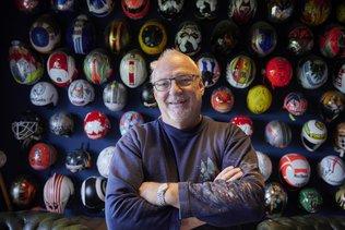 Designer de casques de ski, un métier