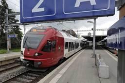 Retour à l'horaire normal entre Bulle, Romont et Fribourg