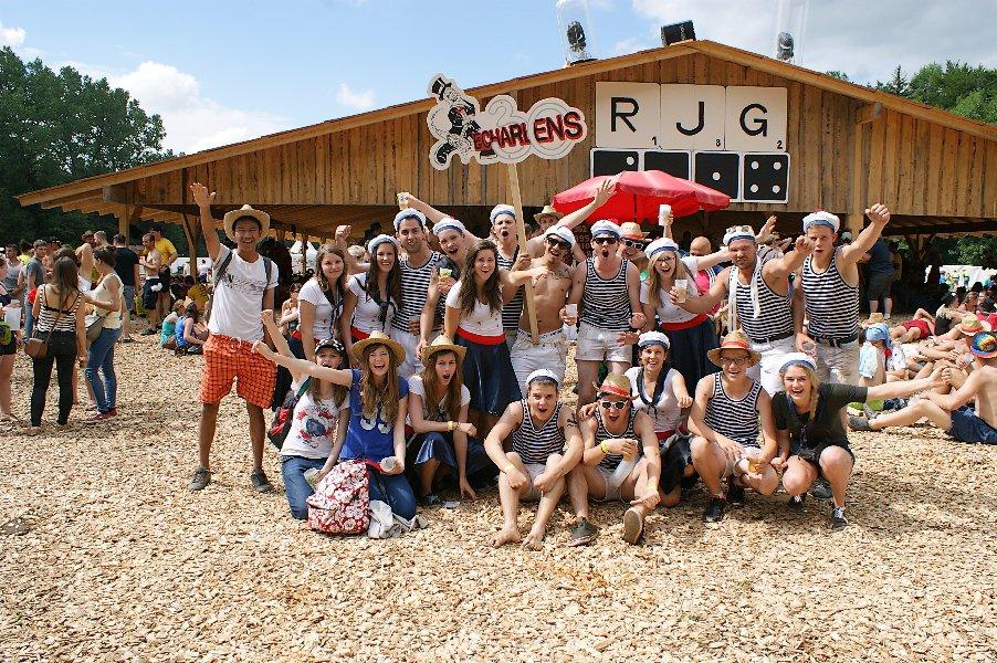 Rencontre de jeunesse gruerienne 2016