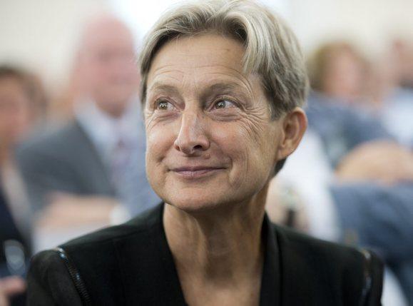 La philosophe Judith Butler. © keystone-a