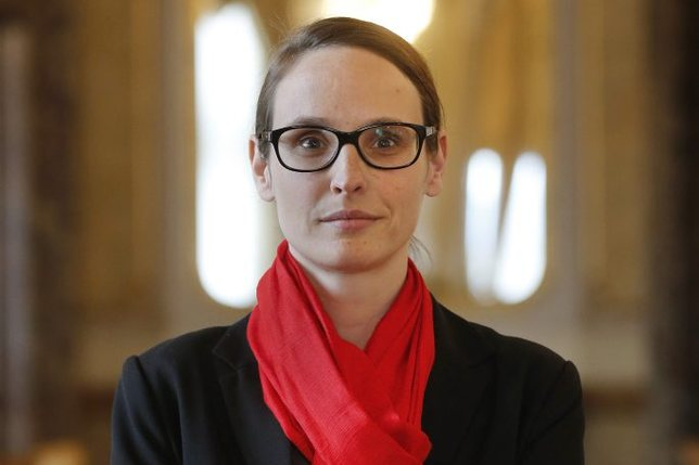 Malgré sa réputation de provocatrice, Claudine Esseiva a été désignée candidate